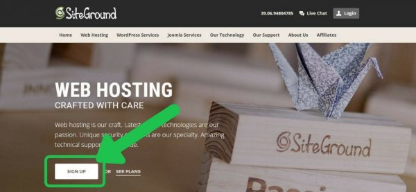 Siteground-web-hosting-sign-up