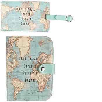 Sass & Belle - Custodia per passaporto